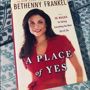 """🆕🏠 """"A Place of Yes"""" Bethenney Frankel"""